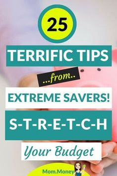 Great article with tons of smart ideas! When you are on a tight budget, you need to stretch your money as far as it will go. Here are some proven strategies and cash-saving tips that dedicated budgeters use to make their money last to the end of the month and beyond. Take these imaginative ideas to heart and you will find that even a limited budget can go a very long way. #frugal #saving #savingmoney