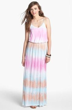 Doesn't this maxi dress look like a popsicle?