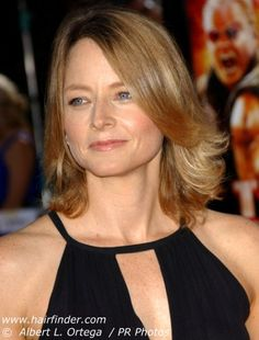 Jodie Foster - I've been a huge fan ever since she was Becky Thatcher in Tom Sawyer, always love her movies.