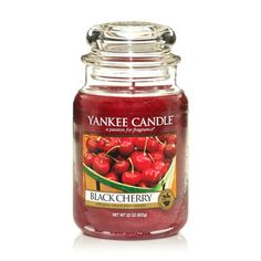 Black Cherry - Candles - Yankee Candle