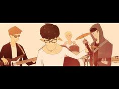 NELL(넬) _ Full moon (Animation Music Video) - YouTube