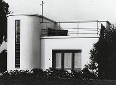 Das Haus Fieger I Architekt: Carl Fieger I Baujahr: 1927 I Adresse: Südstr. 6, 06849 Dessau - Törten