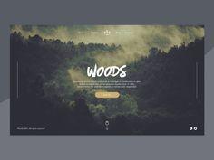 Travel Website Design, Website Design Layout, Web Layout, Layout Design, Footer Design, App Design, Minimalist Web Design, Web Design Examples, Responsive Web Design