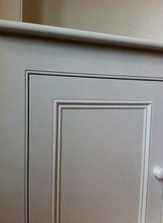 Alcove detail Alcove Cupboards, Built In Cupboards, Cupboard Doors, Alcove Shelving, Alcoves, Built In Furniture, Victorian Furniture, Interior Decorating, Interior Design
