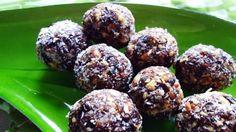 Натуральные сладкие батончики » Вкусно и полезно