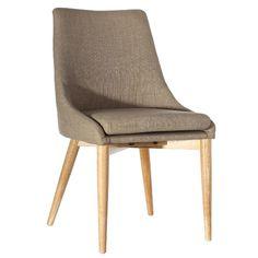 Krzesło Retro Up, kremowe | Bonami
