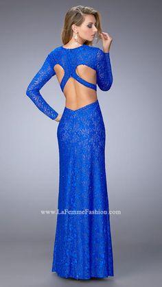 La Femme 22289 | La Femme Fashion 2015 - La Femme Prom Dresses - La Femme Short Dresses
