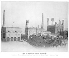 UNTIL 1954, when it finally ceased, soap manufacture had been part of Bristol's industrial life for many centuries.  In fact John Carr, the merchant who founded QEH, the City School, in 1590, had made his money from the product.  Tallow (later palm oil) and caustic soda was combined with perfume, disinfectant or alcohol to vary the scent and appearance of the basic mix.  In 1825 Christopher Thomas, who had migrated to Bristol from South Wales, opened a soap factory in Red Lion Yard, in Re...