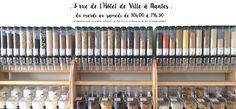 Boutique sans emballage jetable à Nantes