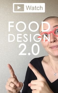 What is Food Design? Who is the Food Designer? Watch it here: https://www.youtube.com/watch?v=mdBiVR67p-Q&t=1s