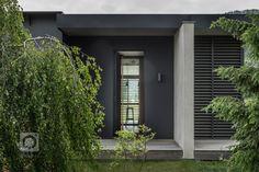 Wellness dům - MIRAMARI DESIGN Studios, Garage Doors, Wellness, Garden, Outdoor Decor, House, Home Decor, Garten, Decoration Home