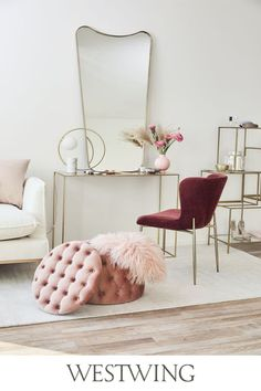 Pin & win een voucher van € 1000 voor WestwingNow - Lilly is Love Living Room Decor, Living Spaces, Bedroom Decor, Pouf Design, Lampe Decoration, Boho Home, Inside Design, Boho Decor, Home And Living