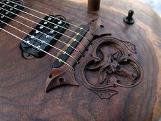 Satyrn 1 // Divine Jones Guitars