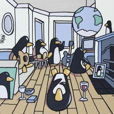 Definitely Penguin - Pete Mckee