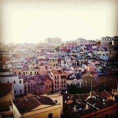 Casteddu Paris Skyline, Dolores Park, Travel, Voyage, Viajes, Traveling, Trips, Tourism