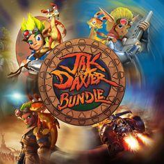 Jak and Daxter Bundle - [Digital Code] Star Wars Poster, Star Wars Art, Star Trek, Iowa, Jak & Daxter, Cartoon Video Games, Batman Tattoo, Bunny And Bear, Star Wars Tattoo