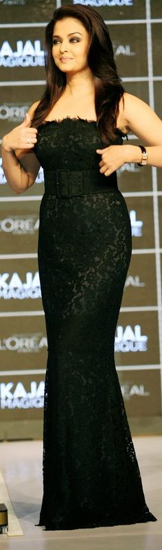 Aishwarya Rai at L'Oreal Paris, Kajal Magique Event