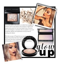 """""""Untitled #77"""" by nanasstyles on Polyvore featuring beauty, NARS Cosmetics, Bobbi Brown Cosmetics, MAC Cosmetics and Kevyn Aucoin"""