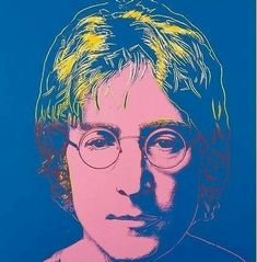 Lennon  by  Andy  Warhol