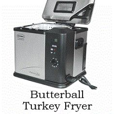 Is the Butterball turkey fryer as good as the ads, or is it mediocre? Is it safe to use indoors ? and where can I get the best deal on this impressive indoor electric turkey fryer?  You will find the answers to these questions and more on this page.  Without a doubt, deep fryed turkeys are delicious. But when choosing a deep fryer, you need to think about how safe the  product is, can it be used indoors, how easy is it to prepare and how  easy is it to clean up. There are 3 Masterbuilt ...