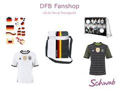 Mit den Produkten aus dem #DFB #Fanshop könnt Ihr das Nationalteam anfeuern!