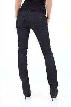Blugi femei Sexy Woman karol w28 Black Jeans, Pants, Fashion, Trouser Pants, Moda, Fashion Styles, Black Denim Jeans, Women's Pants, Women Pants