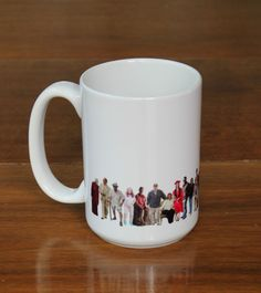 Cool idea for a gift - use photoshop to make collage of family members & have it printed on a mug. Merry Christmas!!!!