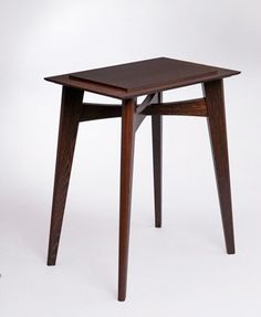Side Table by Michelle Lipson Woodworking