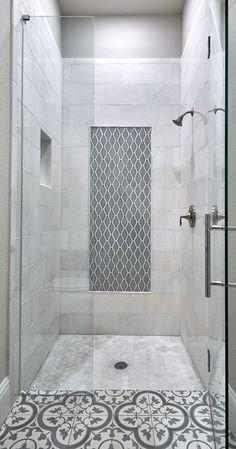 Master Bathroom Shower, Bathroom Renos, Relaxing Bathroom, Vanity Bathroom, Washroom, Bathroom Interior Design, Home Interior, Master Bath Remodel, Remodel Bathroom
