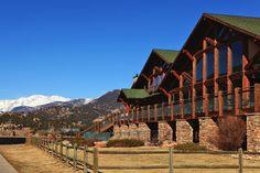 Final Destination: The Estes Park Resort, Estes Park Colorado. KS. #VolvoJoyride.