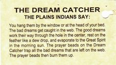I've loved dreamcatchers ever since I was little and my dad gave me one. Hopefully getting one tattooed eventually.