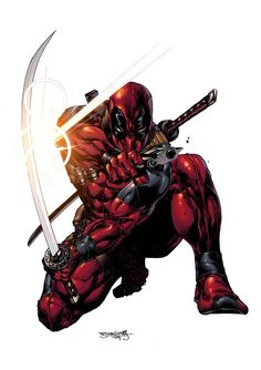 Deadpool Taking Aim