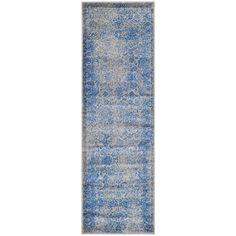 Safavieh Adirondack Gray & Blue Area Rug