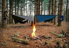 foxhawk_bushcraft : Here's our camp. We had to break out our @ddhammocks 3x3 tarps. It's supposed to rain all night. Hard to beat laying in a hammock and listening to the rain  #Nature #Wilderness #Adventure #Outdoors #GreatOutdoors #NatureLover #NatureAddict #Bushcraft #Survival #Survivalist #SuvivalSkills #SelfReliance #Tomahawk #ToolsOfTheTrade #Outdoorsman #Woodsman #Hiking #Backpacking #Camping #GetOutside #Explore #Fire #FirePit #Campfire #Hammock #HammockCamping #Shelter #TarpShelter