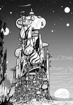 Artes de Rafael Hurtado para o seriado Star Vs. the Forces of Evil Starco, Evil Background, Art Bin, Gorillaz Art, Star Butterfly, Butterfly Family, Cartoon Tv Shows, Star Wars, Fanart