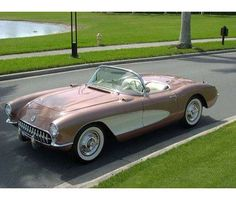 1956 Corvette  Maintenance/restoration of old/vintage vehicles: the material for new cogs/casters/gears/pads could be cast polyamide which I (Cast polyamide) can produce. My contact: tatjana.alic@windowslive.com