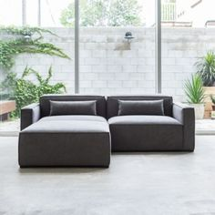 Mix Modular Sofa Collection By Gus Modern At Lumens.com
