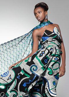Vlisco - Parade of Charm ~Latest African Fashion, African Prints, African fashion styles, African clothing, Nigerian style, Ghanaian fashion, African women dresses, African Bags, African shoes, Nigerian fashion, Ankara, Kitenge, Aso okè, Kenté, brocade ~DKK