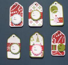 Christmas Tags - Scrapjazz.com