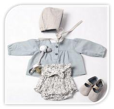 Mi pequeño Lucas, ropa moderna de inspiración clásica.