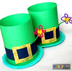 35+ St. Patricks Day Crafts To Make You Feel Irish