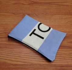 Toms Flag Pouch - $8.50