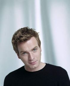 Ewan McGregor-he looks great in a kilt too!