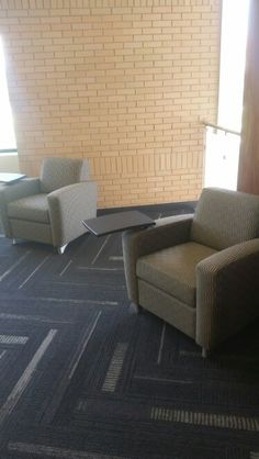 Second floor sitting area