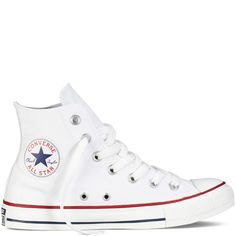Chuck Taylor Classic Colors optical white