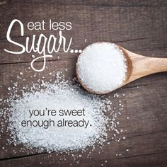 Excellent post on sugar from @Heather K. Jones, RD