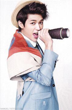 dancemachinehoya: [SCANS] INFINITE @ VOGUE KOREA MAY 2013 (cr.namuel)
