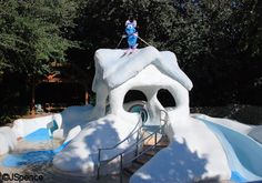 Tike's Peak annette@wishesfamilytravel.com Disney World Water Parks, Walt Disney World, Blizzard Beach, Albums, Outdoor Decor, Paradise, Picasa, Heaven