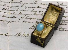 ring of jane austen- sotheby's london