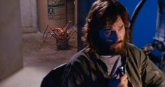 Kurt Russell - John Carpenter's The Thing (1982)